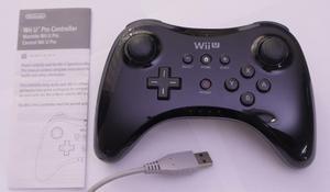 Pro Controller Nintendo Wii U