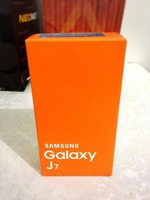 Samsung Galaxy J7 16Gb Balck Nuevo