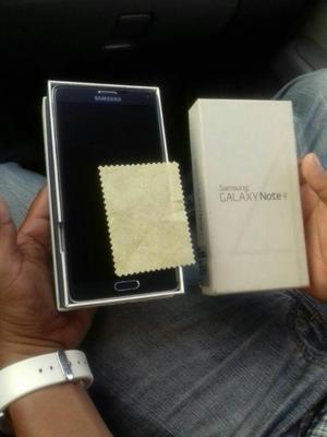 Samsung Galaxy Note 4 en Caja