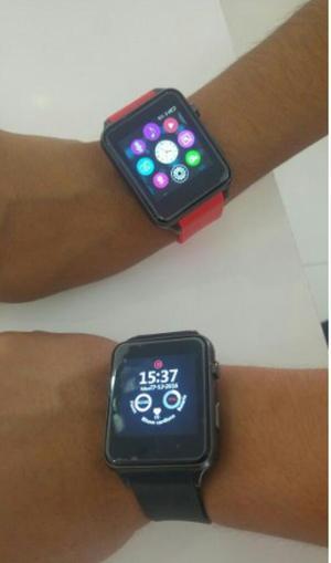 Smart Watch Logic Life 20 Rojo