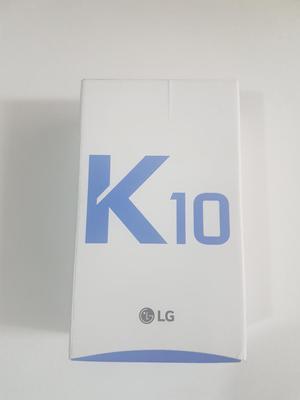 Vendo Lg K10 Nuevo Operador Libre