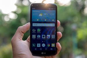 Vendo celular LG K10 4G LTE Libre,Camara de 13MPX FHD,2GB