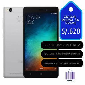 Xiaomi Redmi 3s Prime Nuevo
