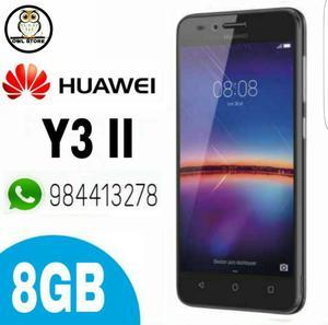 Huawei Y3 Ii Nuevo Sellado Stock