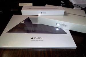 Ipad Pro  Gb Space Gray + Lapiz Y Teclado Apple