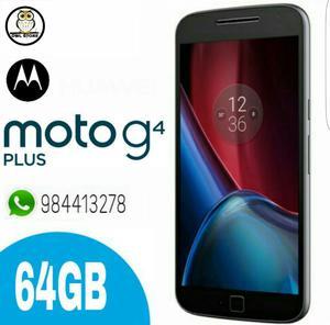 Motorola Moto G4 Plus 64gb a Pedido