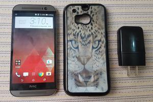 REMATO HTC ONE M8 LIBRE DE OPERADOR 4G EN BUEN ESTADO