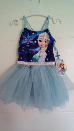 Ropa de baño disney frozen, princesas