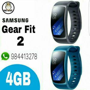 Samsung Gear Fit 2 Nuevo Sellado Stock