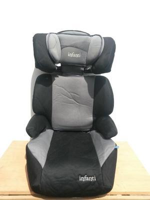 Sillita booster para ni os con tres niveles posot class for Silla de auto infanti