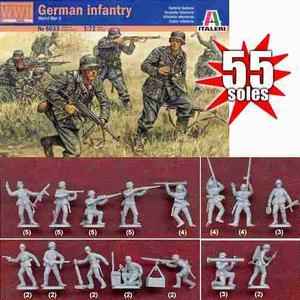 Soldados Alemanes Segunda Guerra Mundial Soldados Cañon