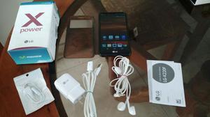 Vendo Lg X Power Libre en Caja a 499
