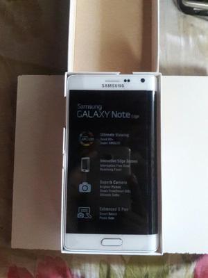 Vendo O Cambio Samsung Note Edge Nuevo