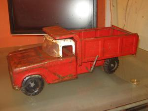 Antiguo Juguete Camion FORD