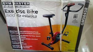 Bicicleta Estacionaria Gym Master GM
