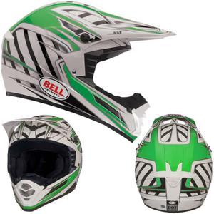 Casco de motocross Bell Sx1 Goggles Thor