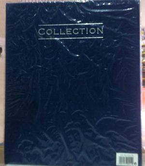 Collection Album Para Hojas De Monedas Y Billetes