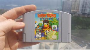 Diddy Kong Racing - Juego De Nintendo 64