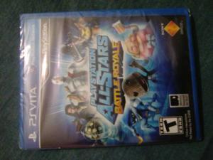 Play Station All Star Battle Royale De Ps Vita
