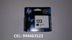 Tinta Hp 122 - Ch561hl - Black