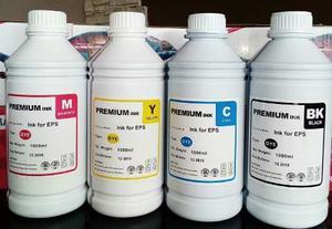 Tinta X Litro Para Recargas Compatible Con Epson.tinta Dye
