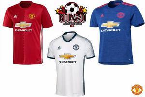Camiseta Manchester United Adidas Adizero