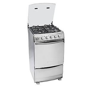Cocina coldex 4 hornillas gas natural posot class - Cocinas a gas natural ...