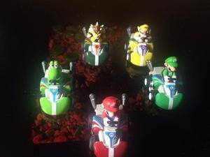Juguete Mario Kart Super Mario Bross