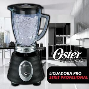LICUADORA PROFESIONAL OSTER NUEVA EN CAJA