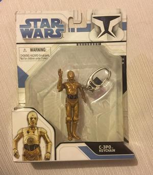 Llavero Star Wars - C3PO