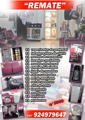 Muebles Salon De Belleza : Vendo muebles de salon belleza en lima posot class