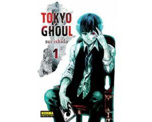 Vendo Manga de Tokyo Ghoul 1 Y 3
