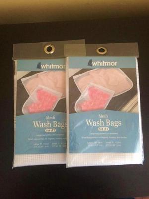 Bolsa para cuidar la ropa en la lavadora