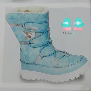Botas Frozen Para Niñas - Zapatos, Botines, Zapatillas