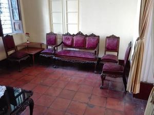 6 sillas antiguas pata de le n posot class - Muebles en leon ...