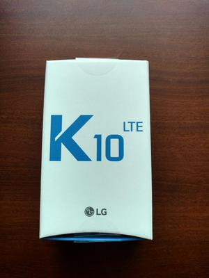 Vendo Lg K10 Lte Nuevo