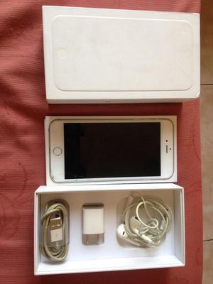 Vendo iPhone 6 Plus Libre de Fabrica
