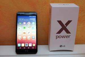 Lg X Power en Caja Imei Original a 499
