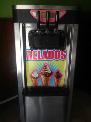 Máquina de Helados Soft – Crema