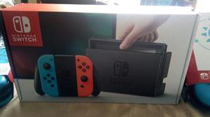 Nintendo Switch Nuevo Sellado En Stock