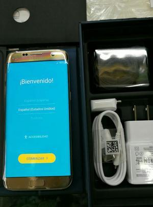 Samsung Galaxy S7 Edge Nuevo G935f Gold
