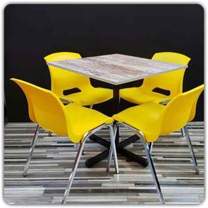 Sillas de madera para comedor restaurantes posot class for Mesas para restaurante usadas