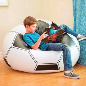 Sillon Tipo Balon Sofa Puff Inflable