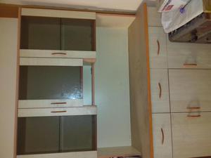 Reposteros y vitrina para la cocina hechos posot class - Vitrina cocina ...