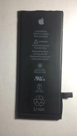 Vendo Bateria de iPhone 6S