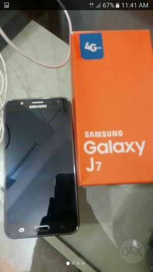 Vendo Samsung J7 Libre Imei Original