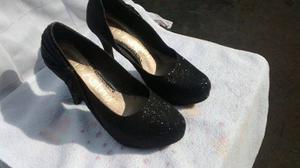 Zapatos Tacos De Vestir