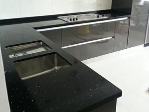 Granito y cuarzo para cocinas posot class for Granito marmol cuarzo