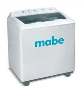 Lavadora secadora marca Mabe de 12 kg