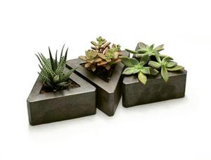 Maceteros para terraza posot class - Maceteros de cemento ...